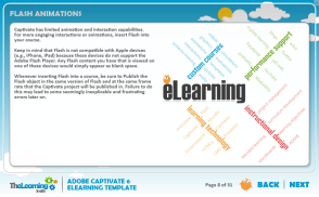 Captivate 6 Template (Preview 5)