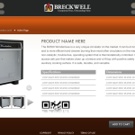 Breckwell - Mobile Ecommerce Site