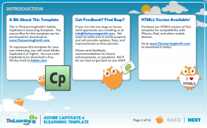 Captivate 6 Template (Preview 1)